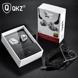 Fone profissional p/ retorno de palco QKZ VK1 original lacrado