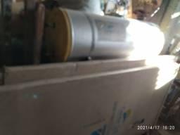 Aquecedor Solar = Conjunto: Placa + Boiler
