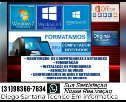 Tecnico em Informartica