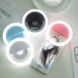 Ring Ligthi Celular Pra Selfie Fotos E Vídeos