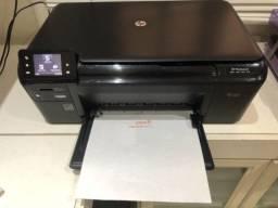 Impressora Photosmart  D110 HP usada