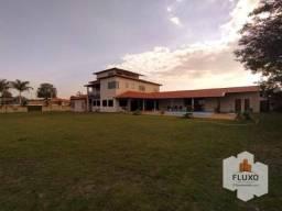 Chácara com 5 dormitórios à venda, 6000 m² - Portal Ecológico Salto do Paranapanema - Pira