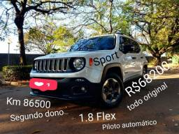 Jeep Renegade 1.8 Sport Flex manual