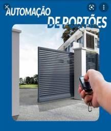 Automação de portões