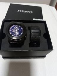 Smartwatch Technos conect Novo