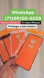 Pelicula para iphone (só iphone)
