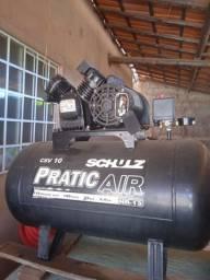 Compressor 100L SCHULZ 110/220V