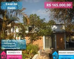 COD:716 Casa no bairro Itaim