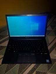 Notebook com 6 meses de uso