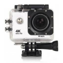 Camera go pro 4k sport youtuber trilha aprova D'agua