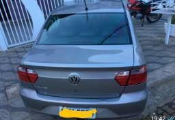 VW/Voyage City MA  Cor: Prata  Ano: 2015    Flex 1.0