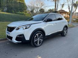 Peugeot 3008 Griffe Pack 2019 (versão topo de linha)