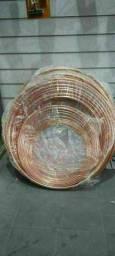 Panqueca de cobre de 1/2 e 3/4 e esponjoso blindado