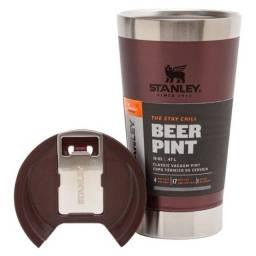 Copo Térmico de Cerveja Stanley Wine 473ml - Com Tampa