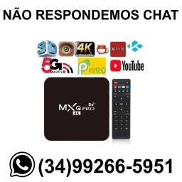 Tv Box mxq pró 4k 8g/64gb