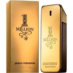 perfume one million masculino 100ml - original - lacrado