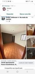 Vendo esse apartamento já financiado para assumir parcelas 20mil