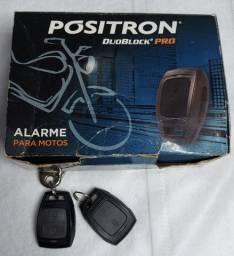 Alarme Positron Duo block pro para motos
