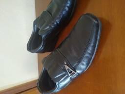 Sapato masculino de couro - Marca Passus