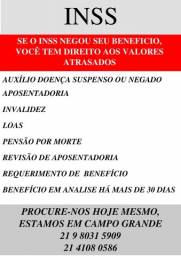 Advogado - Campo Grande RJ