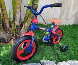 Bicicleta infantil aro 12 Jack rock ACEITO CARTÃO DÉBITO E CRÉDITO