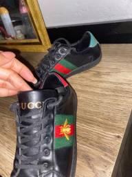 Tênis Gucci original, desapego imperdível!