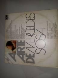 LP vinil A arte de Mercedes Sosa