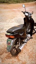 Biz 100cc troco por moto maior
