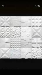Placas de gesso 3D, Construção,pinturas,Reformas em geral