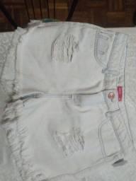 Venda de short jeans