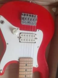 Vendo guitarra infantil elétrica