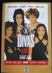 Título do anúncio: Sensacional Dvd VH1 Divas Live<br>Dvd aclamado pela crítica