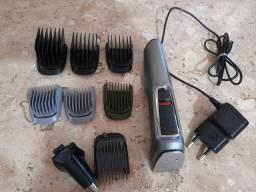 Cortador de cabelo e barba