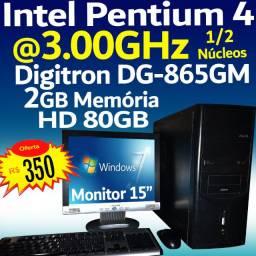 Intel Pentium 4 @3.0GHz Computador PC