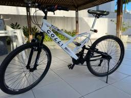Bike bicicleta Colli GPS seminova - aro 26