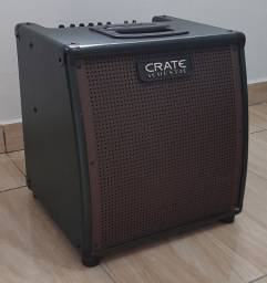 Amplificador Crate CA6110D Gunnison Acoustic 60 watts Verde / Brw.