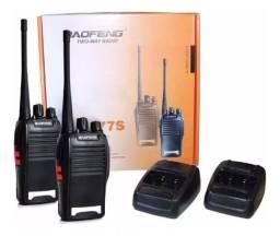Rádios Comunicador Walk Talk Baofeng - Bf - 777s