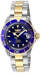 Relógio Invicta Pro Diver original Blu Dial novo