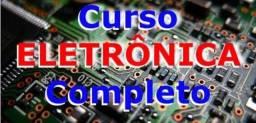 Curso Conserto de Eletrodomésticos e Eletrônica