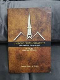 Um Povo Chamado Batista - História e Princípios