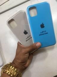 Vendo capas de silicone para iPhone