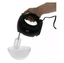 Batedeira De Mão Bolo Portátil 100w 127v Leve 7 Velocidades Prática*