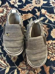 Sapato tip Toey Joey menino