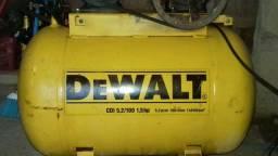 Compressor top dewalt