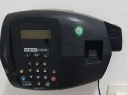 Relógio de ponto Henry Prisma Super Fácil digital R02