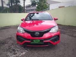 Toyota etios sedan 2019 1.5 x sedan 16v flex 4p automÁtico