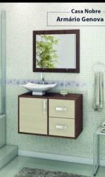 Conjunto de armário de banheiro