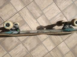 Skate bom barbada peças gringas