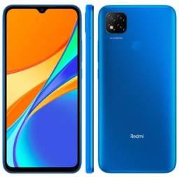 Redmi 9c azul 32gb 4g
