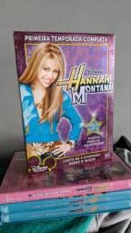DVD Hannah Montana - 1° Temporada Completa Original